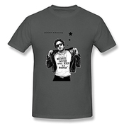 Homme's Lenny Kravitz Let Love Rule T Shirt Blanc Xxxx-l