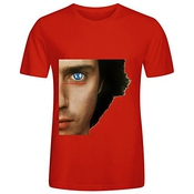 Jean Michel Jarre Les Chants Magntiques Tour 80s Homme O Neck Cotton Tee Shirts Xxxx-l