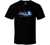 Night Spread Men's Jean Michel Jarre Equinoxe T-shirt