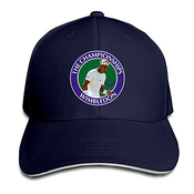 Hittings Rafael Nadal Sandwich Peaked Hat/cap Navy