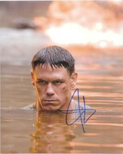 Signé Cena, John 8 x 10 photo Autographe
