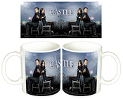Castle Nathan Fillion Stana Katic D Tasse Mug