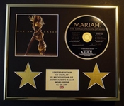 Mariah Carey/cadre Cd/edition Limitee/certificat D'authenticite/the Emancipation Of Mimi