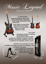 Music Legends Collection - Guitare Miniature
