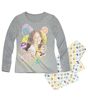 Disney Soy Luna Fille Pyjama 2016 Collection - Gris