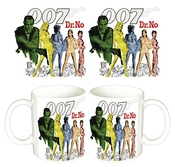 James Bond 007 Dr. No Sean Connery Tasse Mug