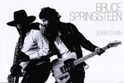 Bruce Springsteen - Born To Run Poster (91,44 X 60,96 Cm)