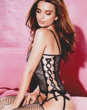 Emily Ratajkowski Model 10 Inch By 8 Inch Picture By Plakat-druck