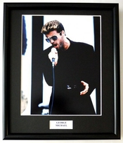 George Michael/photo Encadree (7)