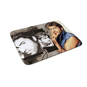 George Michael Pop Star 80-90 de Femme - premium Office Home Tapis De Souris Pad