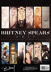 Calendrier Britney Spears 2017