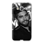 Coque Samsung Galaxy Grand Prime People - - Kendji Girac Noir -