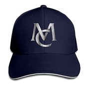 Trithaer Custom Mariah Carey Mc Adjustable Sandwich Hunting Peak Hat & Cap