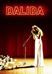 Dalida Movie Poster 70 x 44 cm