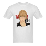 Arnoldo Blacksjd Men's Taylor Swift T Shirts
