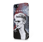 David Bowie Vintage David Blackstar Iphone 5, Iphone 5s, Iphone Se Hard Plastic Case Cover