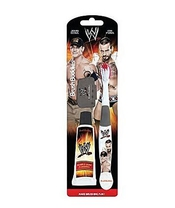 Wwe John Cena & Cm Punk Toothbrush - Toothbrush Toothpaste And Cap By Brush Buddies