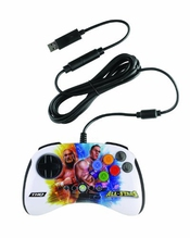 Xbox 360 Wwe All Stars Brawlpad Hulk Hogan And John Cena By Mad Catz