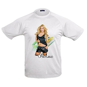 Tee Shirt Shakira - Kelly-d