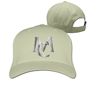 Yhsukruny Custom Mariah Carey Mc Adjustable Hunting Peak Hat/cap Natural