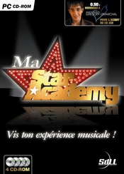 Ma Star Academy, Le Jeu Pc - 4 Cd-rom