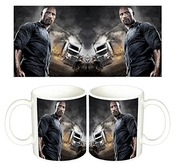 El Mensajero Snitch Dwayne Johnson The Rock Tasse Mug