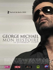 George Michael: A Different Story Affiche Du Film Poster Movie Georges Michel: Une Histoire Différente (27 X 40 In - 69cm X 102cm) French Style A