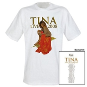 Tina Turner - T-shirt Perfect Smile (in Xxl)