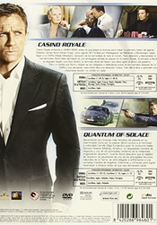 Coleccion Daniel Craig -(casino Royale+ Quantum Of Solace) [dvd]