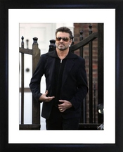George Michael Photo Encadrée