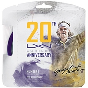 Luxilon Alu Power 20th Anniversary 125 violet De Tennis De Cordes