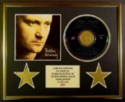 Phil Collins/cadre Cd/edition Limitee/certificat D'authenticite/...but Seriously