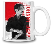 Grunge Johnny Depp Tasse