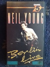 Neil Young-live In Berlin [vhs]