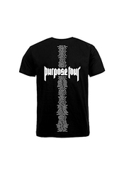 Purpose Tour - T-shirt Col Rond - Photo