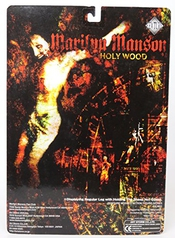 Marilyn Manson Holy Wood Action Figure Stone Version By Art Storm