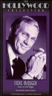 Steve Mcqueen: Man On The Edge [vhs] [import Usa]