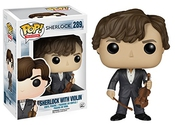 Funko - Pop Tv - Sherlock - Sherlock Holmes (with Violin)