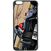 Michael Schumacher Apple Coque Iphone 6/6s Plus Noir Coque Case