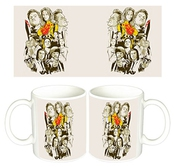 Quentin Tarantino Kill Bill Pulp Fiction Inglourious Bastards Tasse Mug