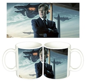 Robert Redford Captain America The Winter Soldier Tasse Mug
