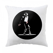 Pillow With Michael Jackson