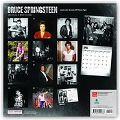 Calendrier Bruce Springsteen 2018
