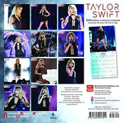 Calendrier Taylor Swift 2018