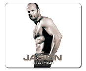 Mouse Pads,black Buttom,gaming Freely Mouse Pad With Soft Surface,non-slip Rubber For The Mouse Pad_jason Statham Movie Actor 3