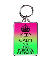Keep Calm And Love Kristen Stewart Porte ClÉ