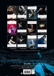 Calendrier Ed Sheeran Official 2018 - A3 Poster Format