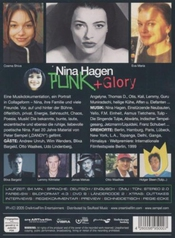 Nina Hagen = Punk + Glory [import Allemand]