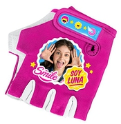 Stamp Soy Luna Gants Fille, Rose