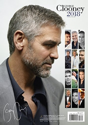 George Clooney Calendrier 2018